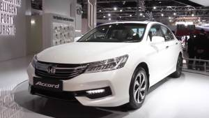 2016 Auto Expo 9th Generation Honda Accord confirmed for India - Video