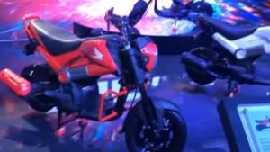 2016 Auto Expo Honda Navi first look - Video