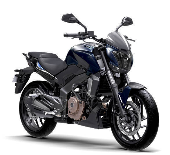 Bajaj Dominar 400 Studio Shots (1)