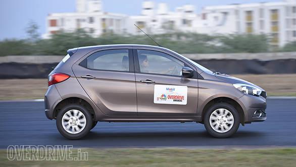COMPACT CAR OF THE YEAR - Tata Tiago