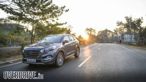 2016 Hyundai Tucson diesel AT road test review