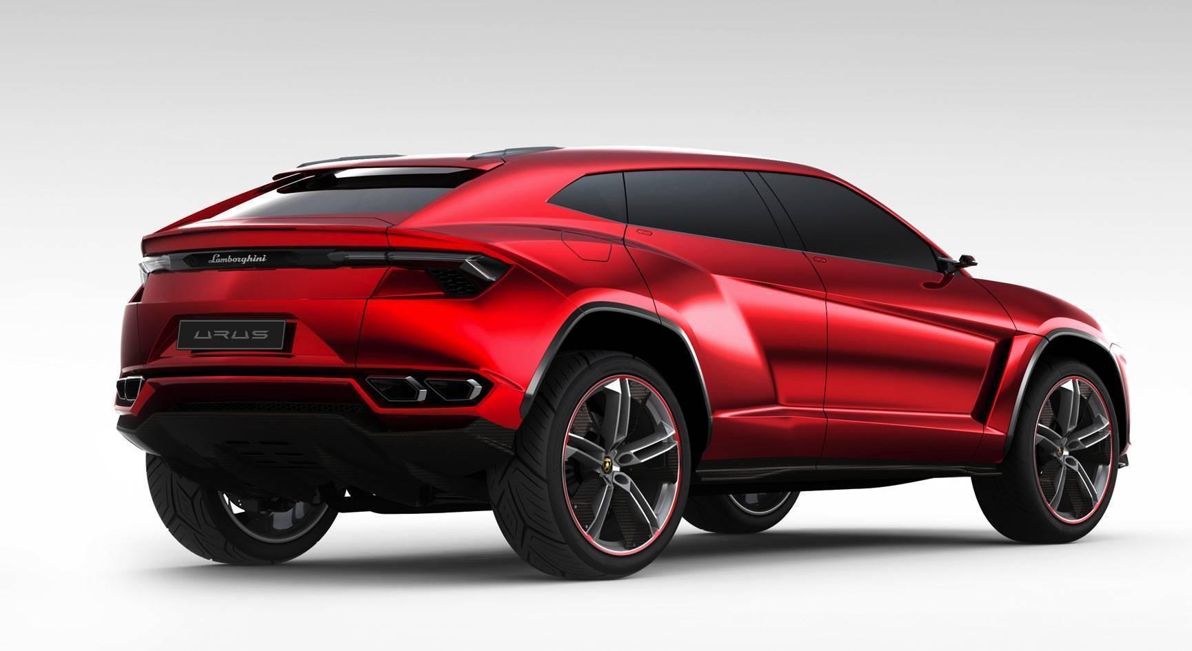 Lamborghini Urus (3)