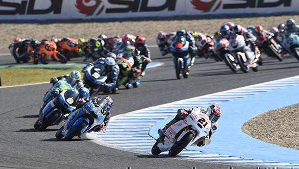 Bagnaia, Spanish Moto3 Race 2016