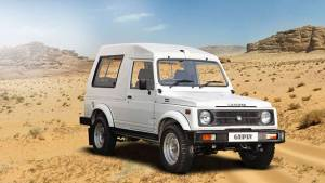 Maruti Suzuki Gypsy production to be restarted to meet Indian Army requirements