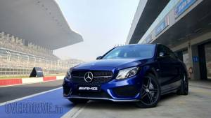Mercedes-AMG C43 4Matic launched in India at Rs 74.35 lakh