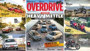 The January 2017 issue of OVERDRIVE is now on stands!