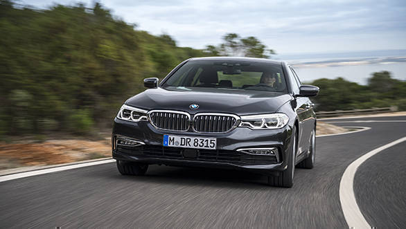 2017 Bmw 5 Series First Drive Review Overdrive