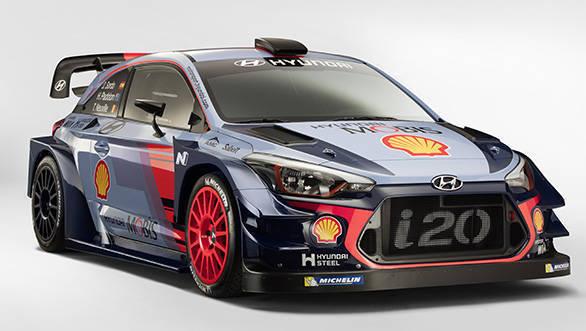 i20 Coupe WRC Final