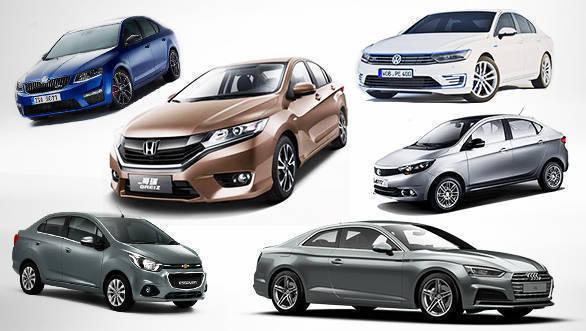 sedans in 2017