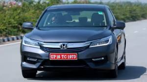 2016 Honda Accord Hybrid first drive review - Video