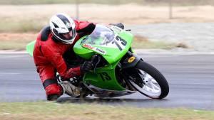 2016 Indian National Motorcycle Racing Championship: Ami Van Poederooijen wins Super Sport 300-400cc title