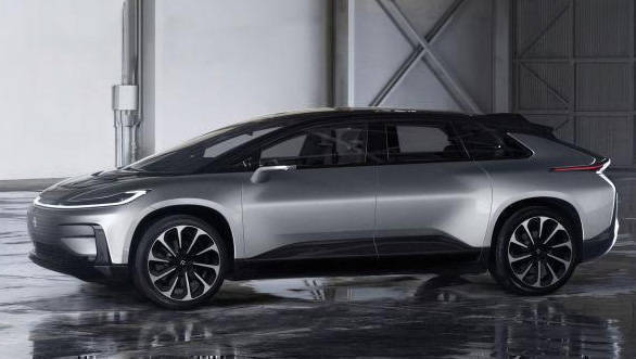 Faraday Future FF91 Two