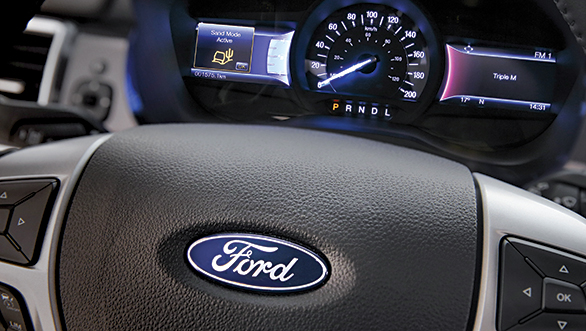 Ford Off-roading Adventure (1)