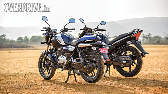 Hero Achiever 150 vs Bajaj V15 vs Honda CB Unicorn (19)