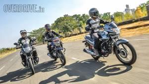 Comparo: Hero Achiever 150 vs Bajaj V15 vs Honda CB Unicorn