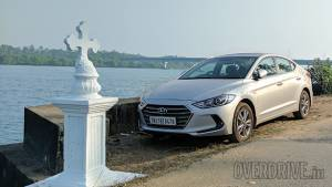 2017 Hyundai Elantra diesel AT long term review: After 7,345km and three months