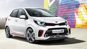 All-new Kia Picanto unveiled