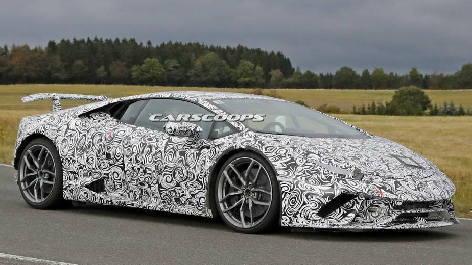 Lamborghini Performante featured image