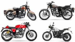 Euro-IV Royal Enfield range with ABS launched in UK