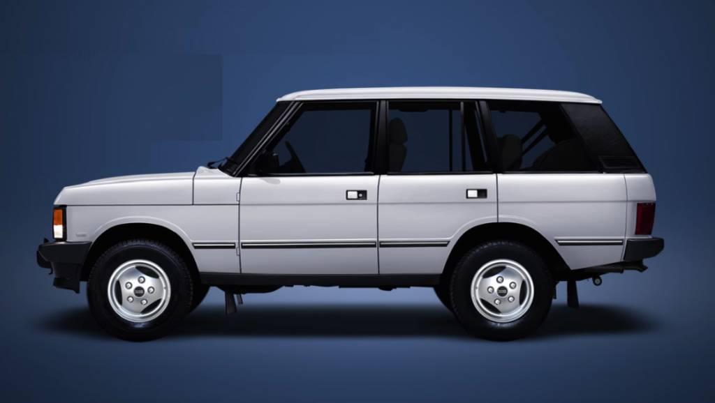 Range Rover first generation 1981