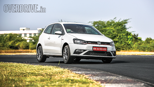 VW Polo GTI Track Test (1)