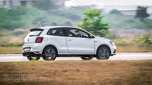 VW Polo GTI Track Test (6)