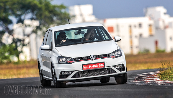 VW Polo GTI Track Test (7)