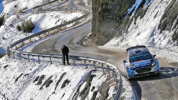 FIA WORLD RALLY CHAMPIONSHIP 2017 -WRC Monte Carlo (FRA) -  WRC 18/01/2017 to 22/01/2017 - PHOTO : @World