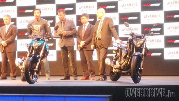 Yamaha FZ250 Launch (1)