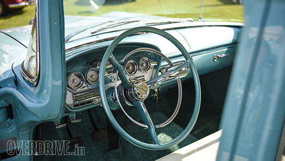 19-The Edsel's interiors are amazing