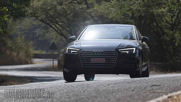 2017 Audi A4 Diesel (3)