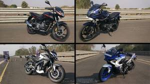 Bajaj Auto reveals 2017 BS-IV Pulsars today