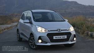 Image gallery: 2017 Hyundai Grand i10 facelift