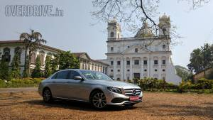 Mercedes-Benz India's highest selling car is the E-Class LWB