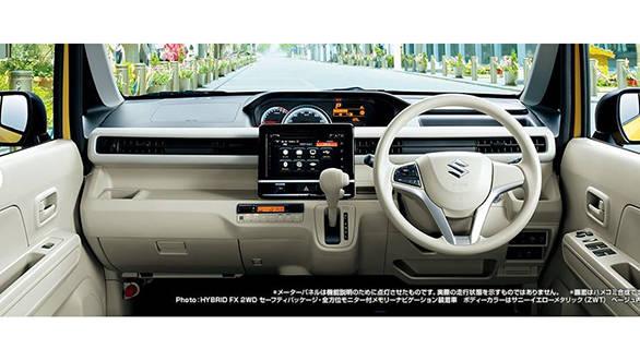 2018 Suzuki WagonR  (1)