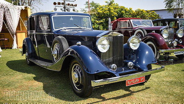 29-A 1935 Rolls-Royce Phantom II owned by Viveck and Zita Goenka