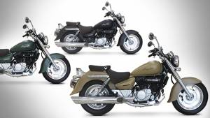 Limited edition Hyosung Aquila 250 launched in India at Rs 2.94 lakh