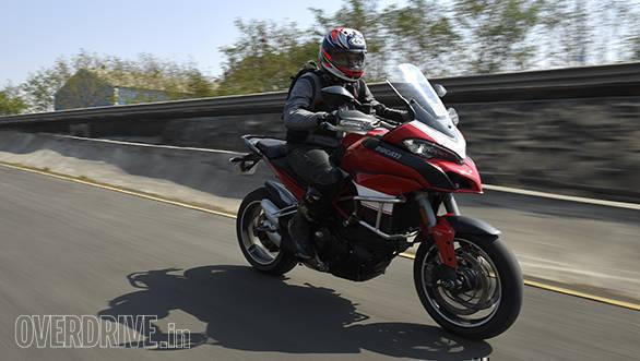 Ducati Multistrada 1200 S (1)