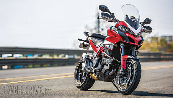 Ducati Multistrada 1200S Long Term (1)