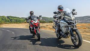 Buyer's dilemma: Buy the Ducati Multistrada Enduro or the 1200 S?