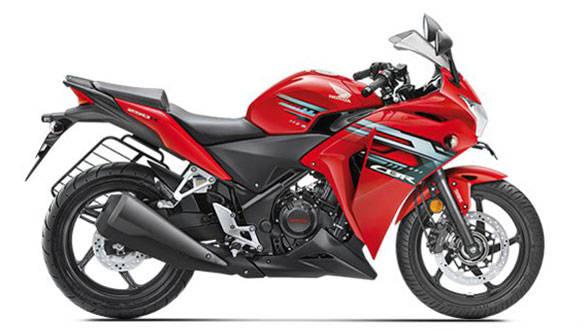 The Honda CBR250R