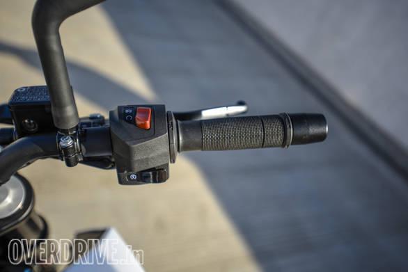 KTM 250 Duke right side switch cluster