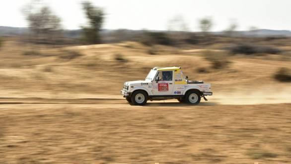 Leg 2 of Maruti Suzuki Desert Storm3