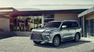 Lexus LX 450d SUV launched in India at Rs 2.32 crore