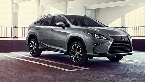 Like the Prius, the RX450h will come to India in a hybrid guise