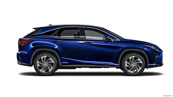 Lexus RX 450h (17)