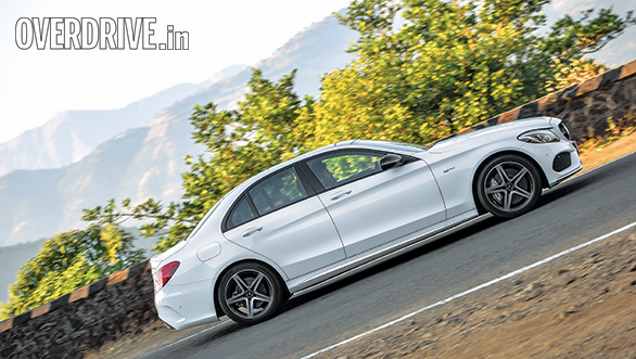 Mercedes-AMG C 43 4Matic (1)