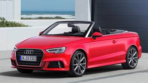 2017 Audi A3 Convertible launched in India at Rs 47.98 lakh