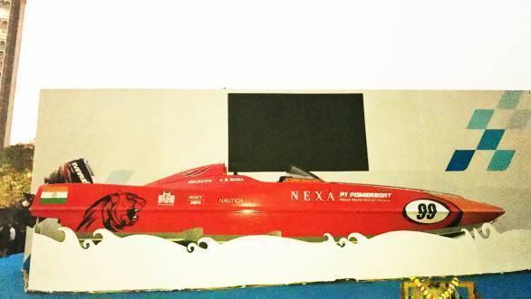 Nexa P1 Grand Prix of the Seas