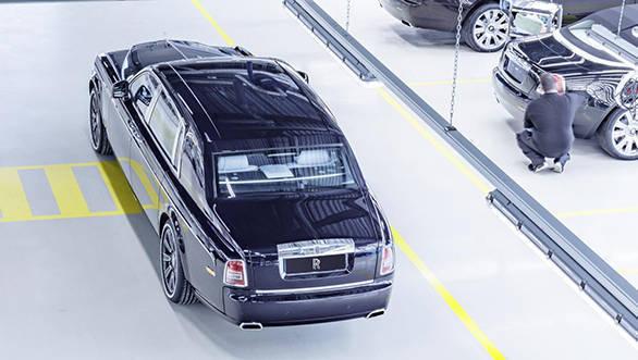Rolls Royce Phantom VII (1)